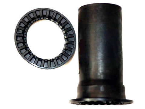 Suspension Spring Rubber Set