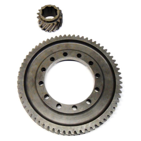 Differential Crown Wheel and Pinion