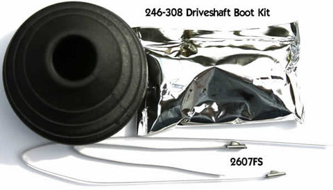 Drive Shaft Rubber Boot Kit 246