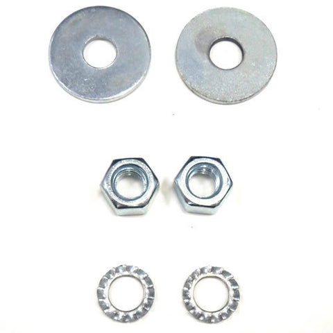 Bumper Iron Nut and Washer Kit