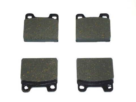 Performance Rear Brake Pads, set of 4