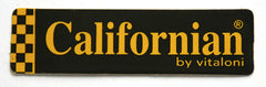 """Californian"" Sticker"