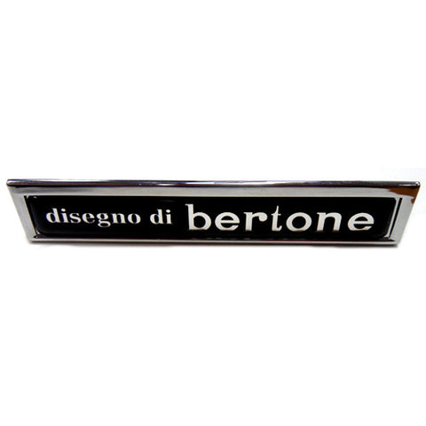 disegno di BERTONE Side Script as original