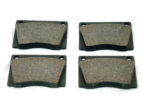 Front Brake Pads, set of 4