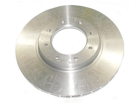 Rear Brake Disc, each