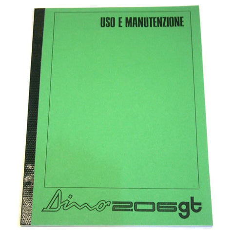 206 Use of Maintenance Handbook