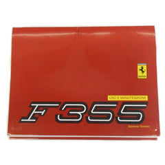 355 Owners Manual