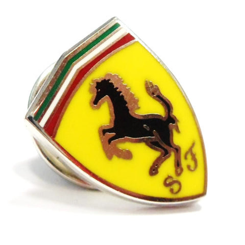 Shield Lapel Badge