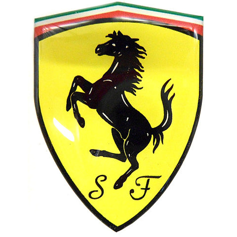 Small Ferrari Shield