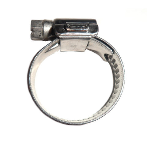 Uprated Stainless Steel Hose Clip