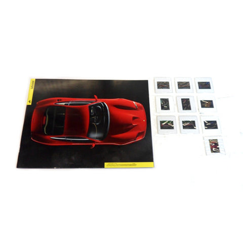 550 Maranello Press Kit