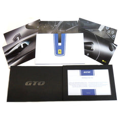 599 GTO Photo Collection Brochure