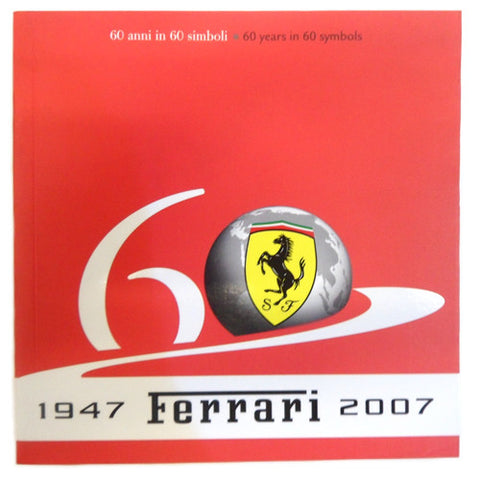 Ferrari 60th Anniversary Brochure
