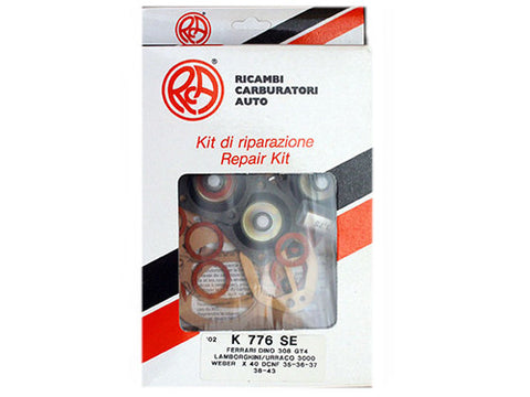 Carb Rebuild Kit 206/246