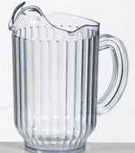 Jug- Pitcher Clear