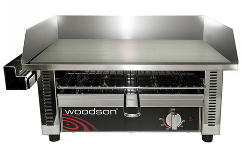 Griddle Toaster Woodson W.GDT65 15 Amp