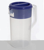 Jug- Clear Frosted 2.5lt