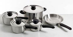 Saucepan- 5 Piece Set