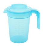 Jug Graduated with Lid 1LT