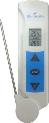 Thermometer- Folding Probe / Infared (BG43R)