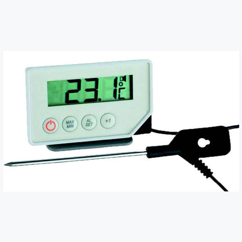 Thermometer- DIGITAL PROBE WITH ALARM (BG668)