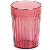 TUMBLER 230ML- Clear/Frosted and NOW AVAILABLE IN COLOUR