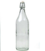 Water Bottle Fluted- 1.0Lt