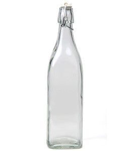 Water Bottle Square- 1.0Lt