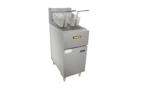 ANETS SLG40 2 Basket Deep Fryer