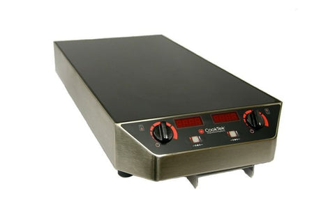 Induction Cooktop- MC2502F Double 20 Amp (front to back)