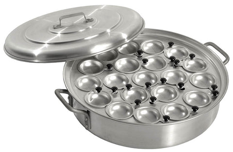 Egg Poacher- Aluminum