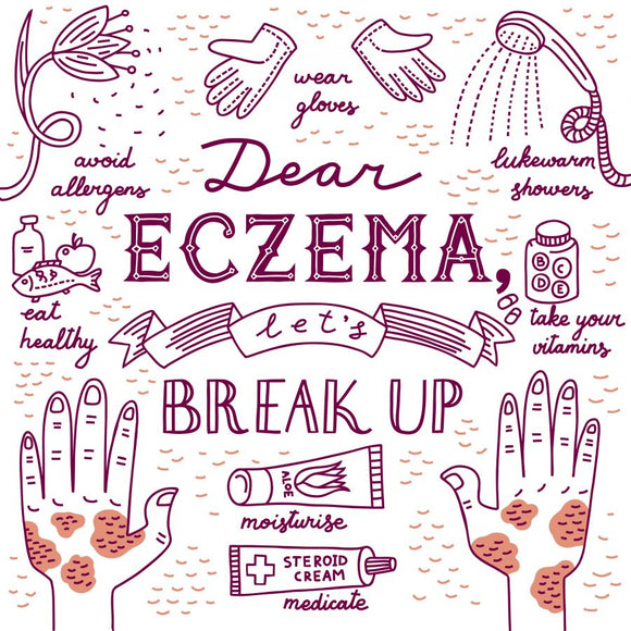 Eczema Awareness Month - Finding others who share your plight