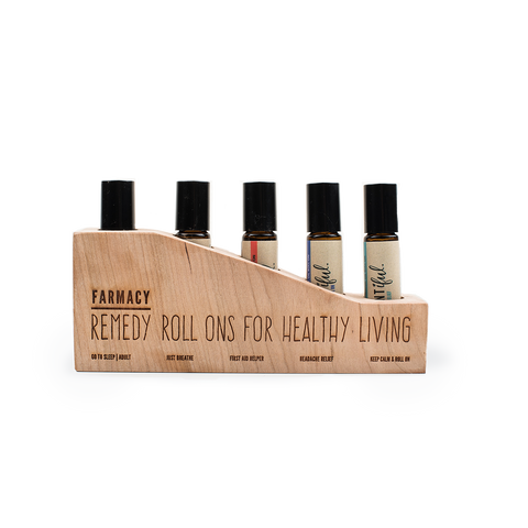NEW - Remedy roll-ons -FARMACY Collection