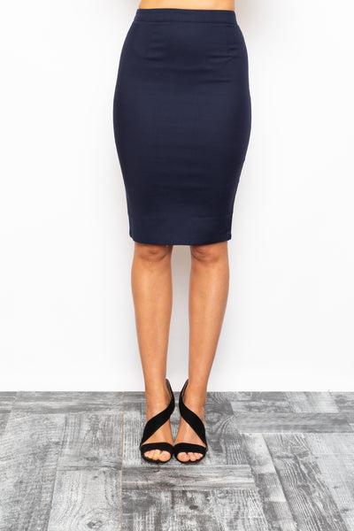 Luvalot NAVY Skirt