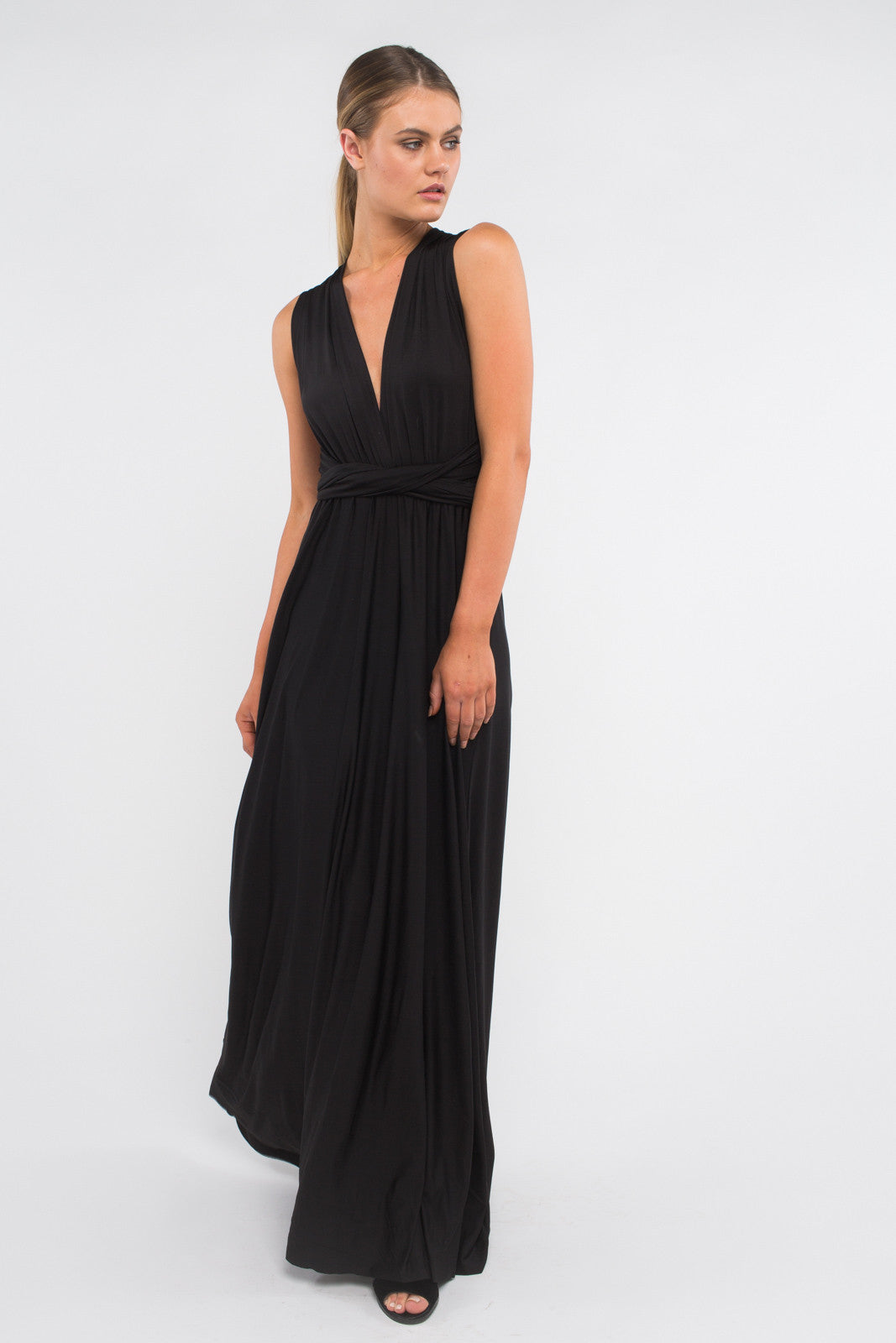 Make it your way Maxi Black