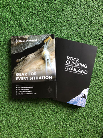 Rock Climbing - Central & Northeast Thailand Guide Book