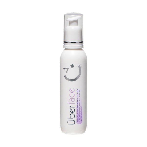 Face Cleanser for Dry Dehydrated Skin (200ml)