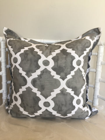 Grey Prism Scatter Cushion