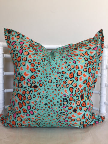 Leopard Lights Scatter Cushion