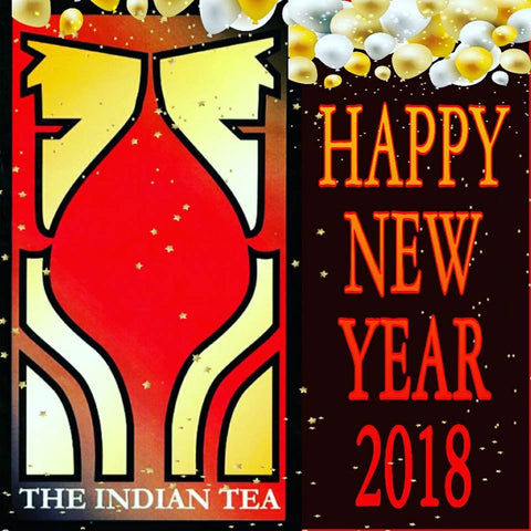 HAPPY NEW YEAR 2018 สวัสดีปีใหม่ 2561 😄😄😄😄😄😄😄😄😄😄 www.theindiantea.co.th