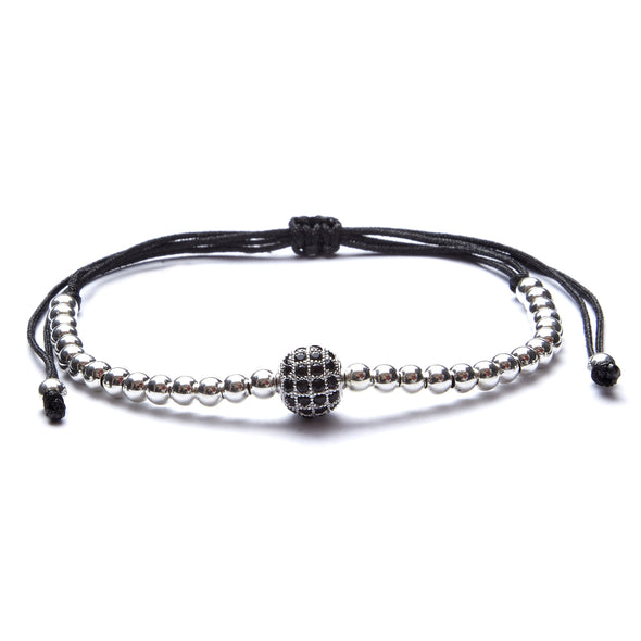 Solitaire Ball Bracelet