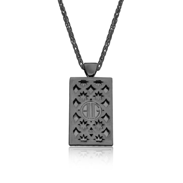 Octagon Mercy Necklace