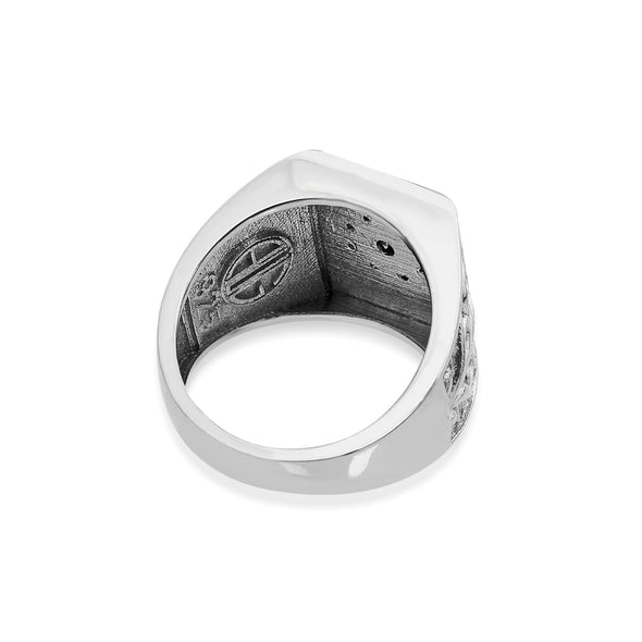 Octagon Mercy Ring