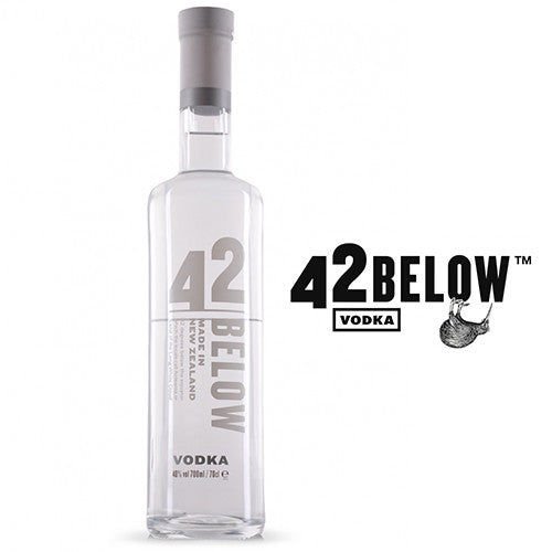 42 Below New Zealand Vodka