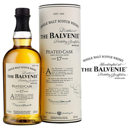 Balvenie 17y Peated Cask