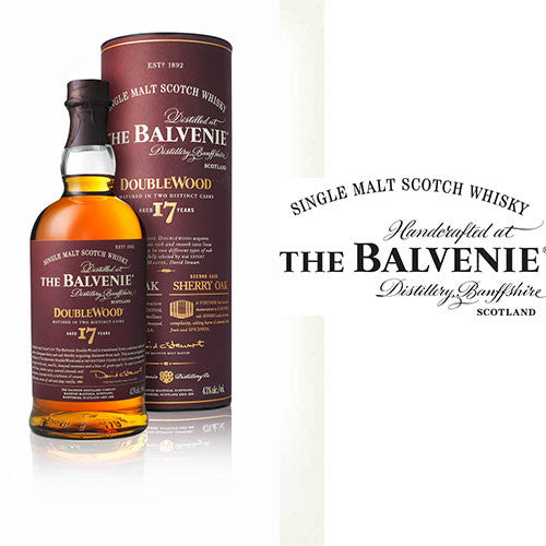 Balvenie 17 years old, Double Wood