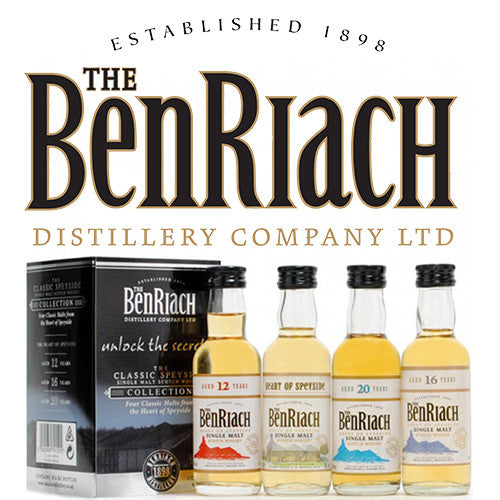 BenRiach Classic Speyside Collection