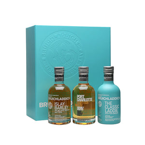 Bruichladdich Wee Laddie Tasting Collection Whisky Set 3x20cl