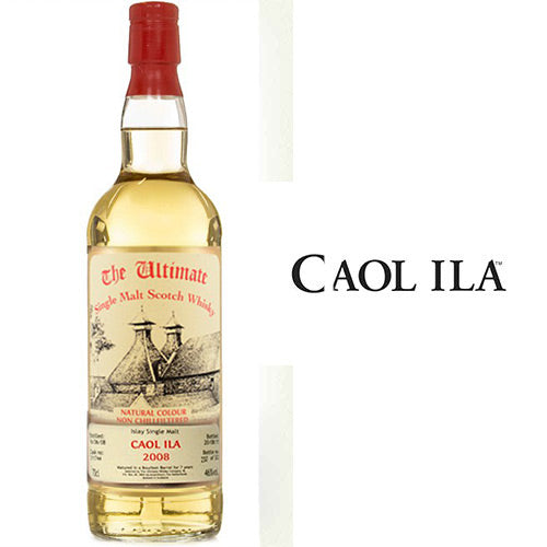 Caol Ila 7 yo 2008 Bottled 2016 The Ultimate