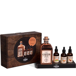Copperhead Gin Set